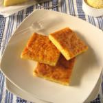 Κασερόπιτα με γιαούρτι χωρίς φύλλο