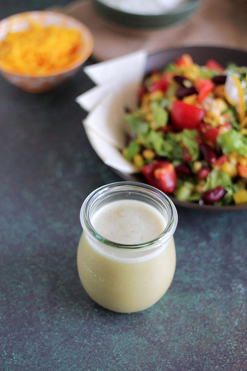 μεξικάνικη σαλάτα