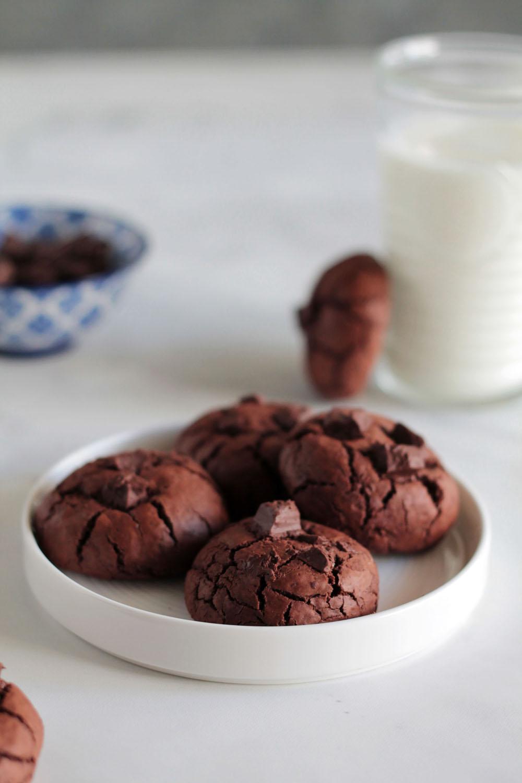 Μπισκότα brownie