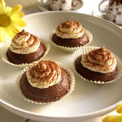 Cupcakes mochaccino για το δώρο που καθυστέρησε...