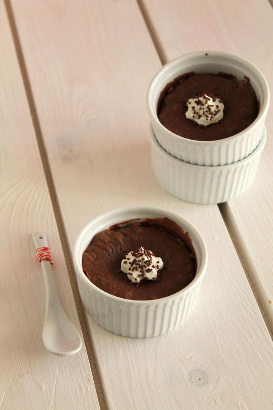 Chocolate-cheesecakes