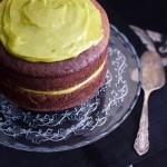 Το νηστίσιμο σοκολατένιο κέικ – έκπληξη της Ελένης