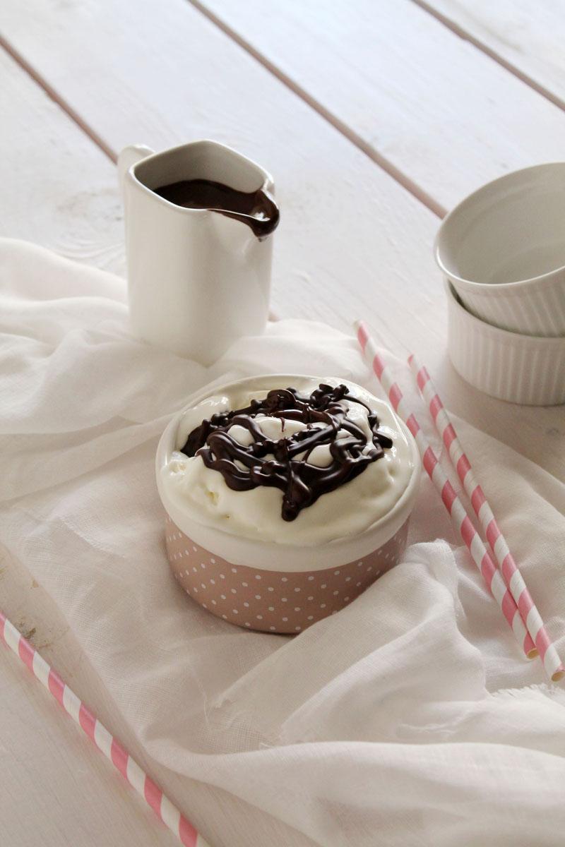 Παγωτό γιαούρτι