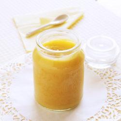 Σπιτική lemon curd