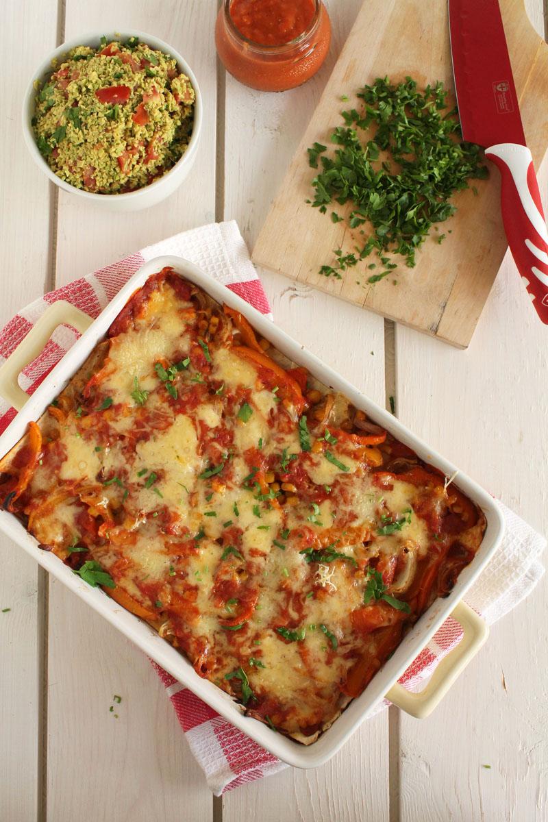 mexican-veggie lasagna (2)