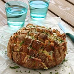 Ψωμί τράβα-τσίμπα και giveaway