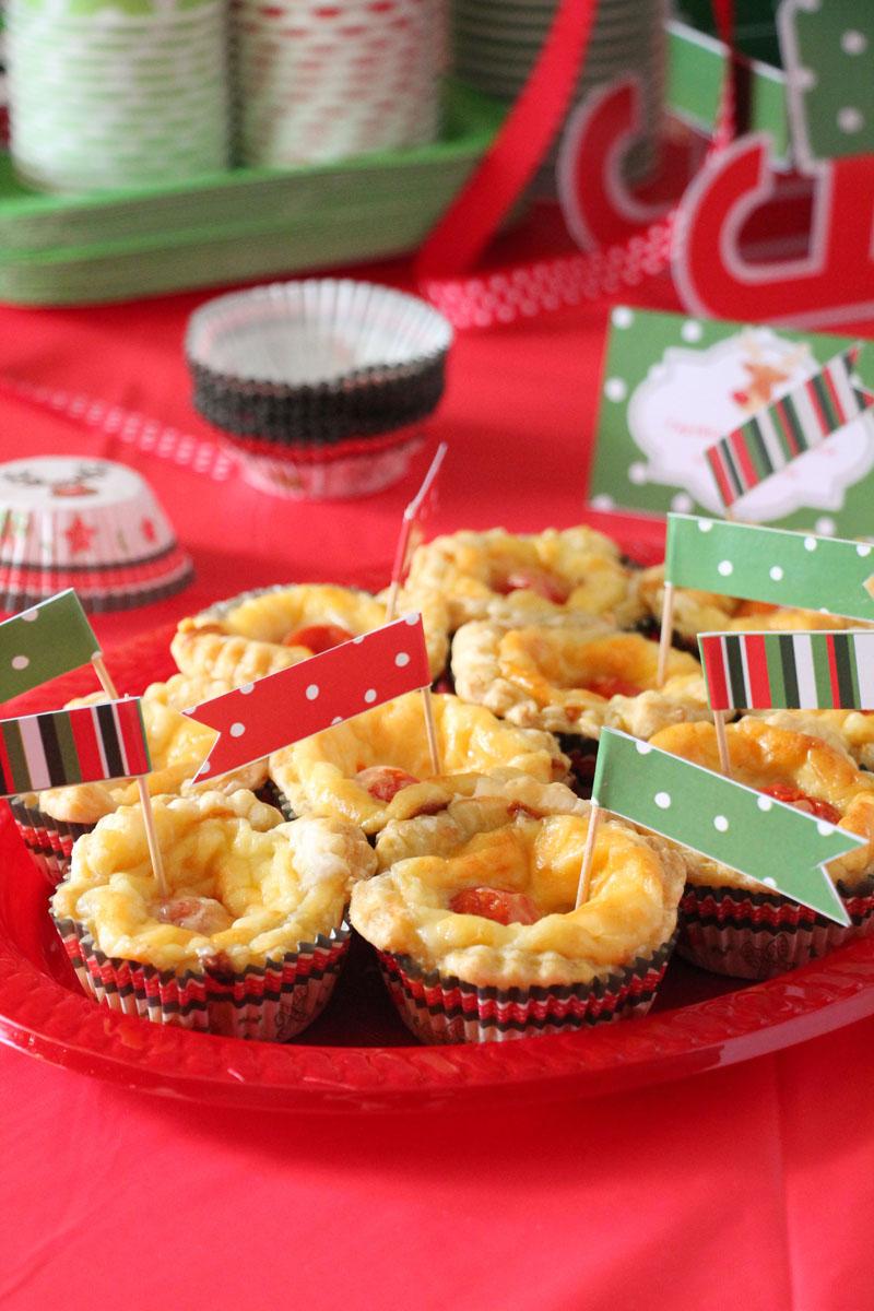 parmesan-mozzarella-tarts