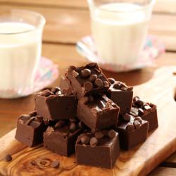 Fudge με σοκολάτα και εσπρέσο