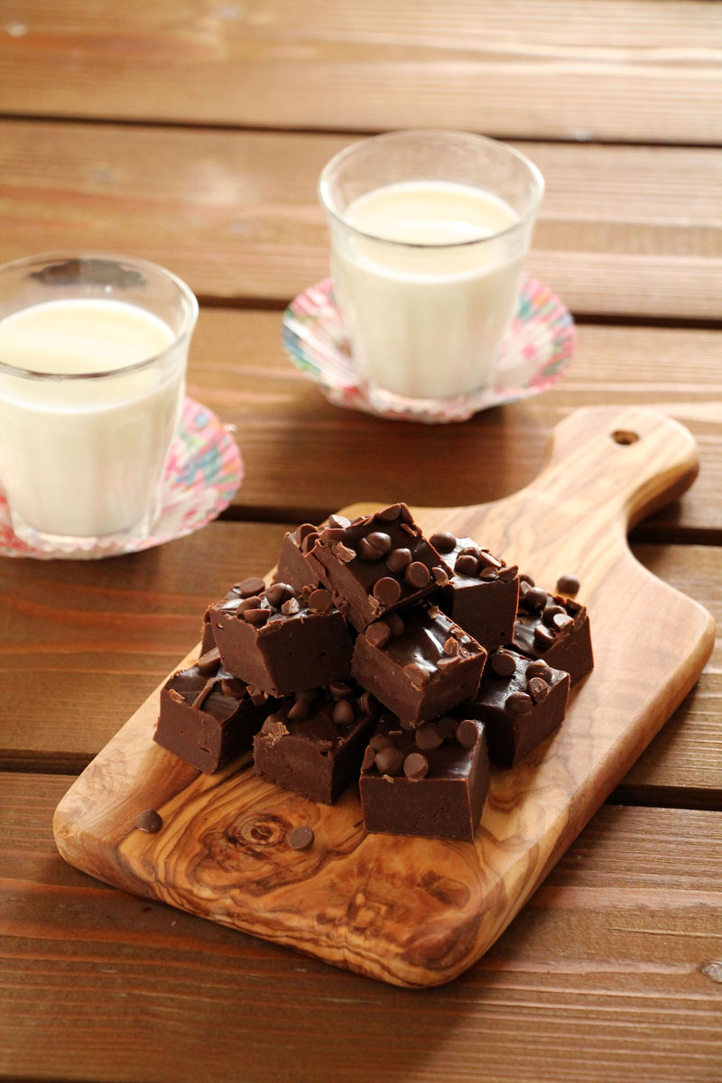 Chocolate-espresso-fudge