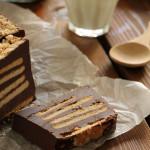 Κορμός με nutella (4 υλικά)