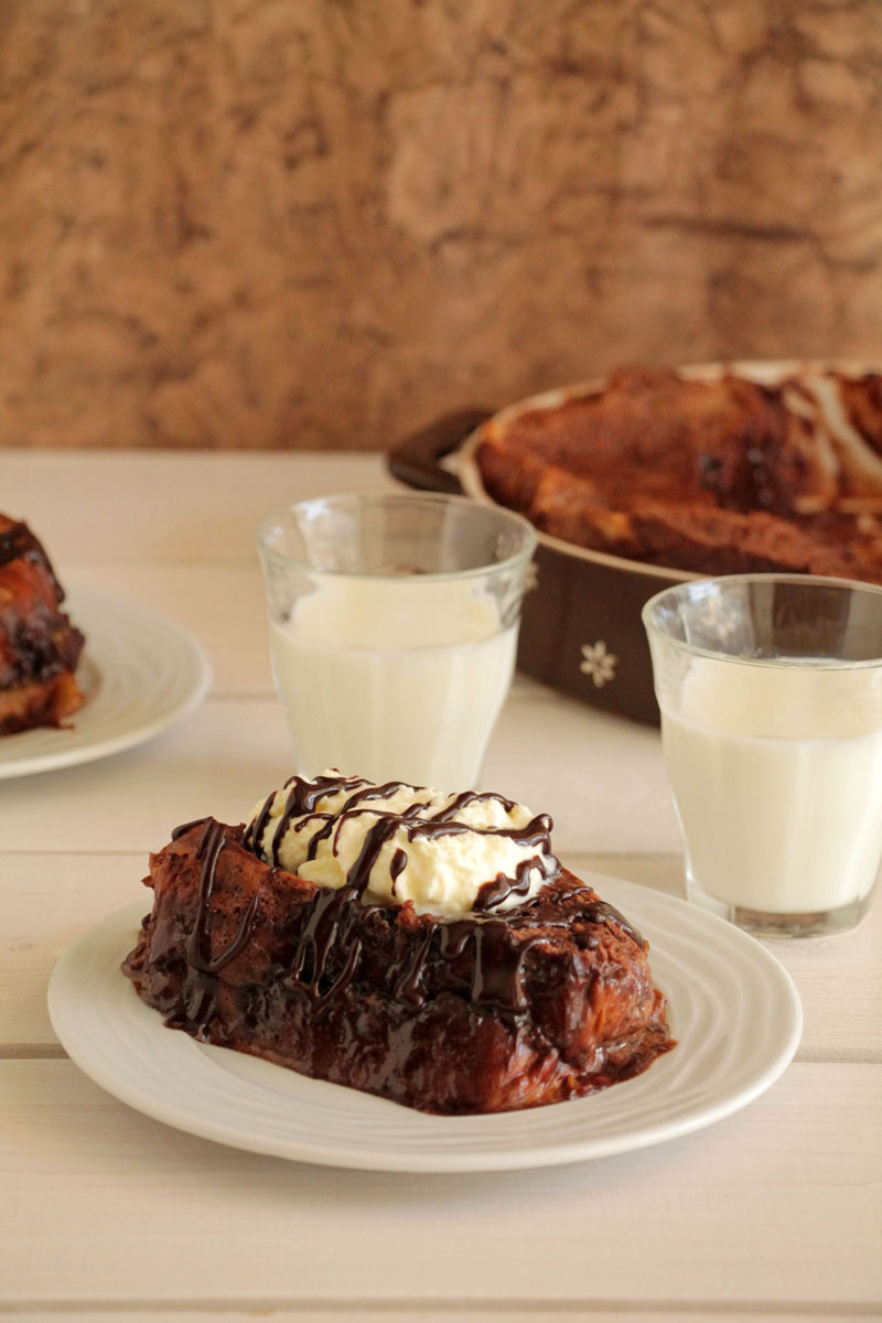 Chocolate-challah-toast