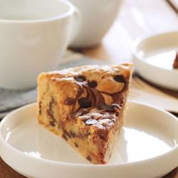 Πίτα μπισκότου με nutella και σοκολάτα + a perf...