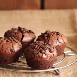 Τα πιο brownie μάφινς