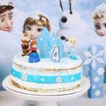 Πάρτι Frozen, sticks πίτσας και εύκολη τούρτα!