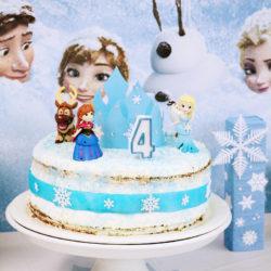 Πάρτι Frozen, sticks πίτσας και εύκολη τούρτα!...