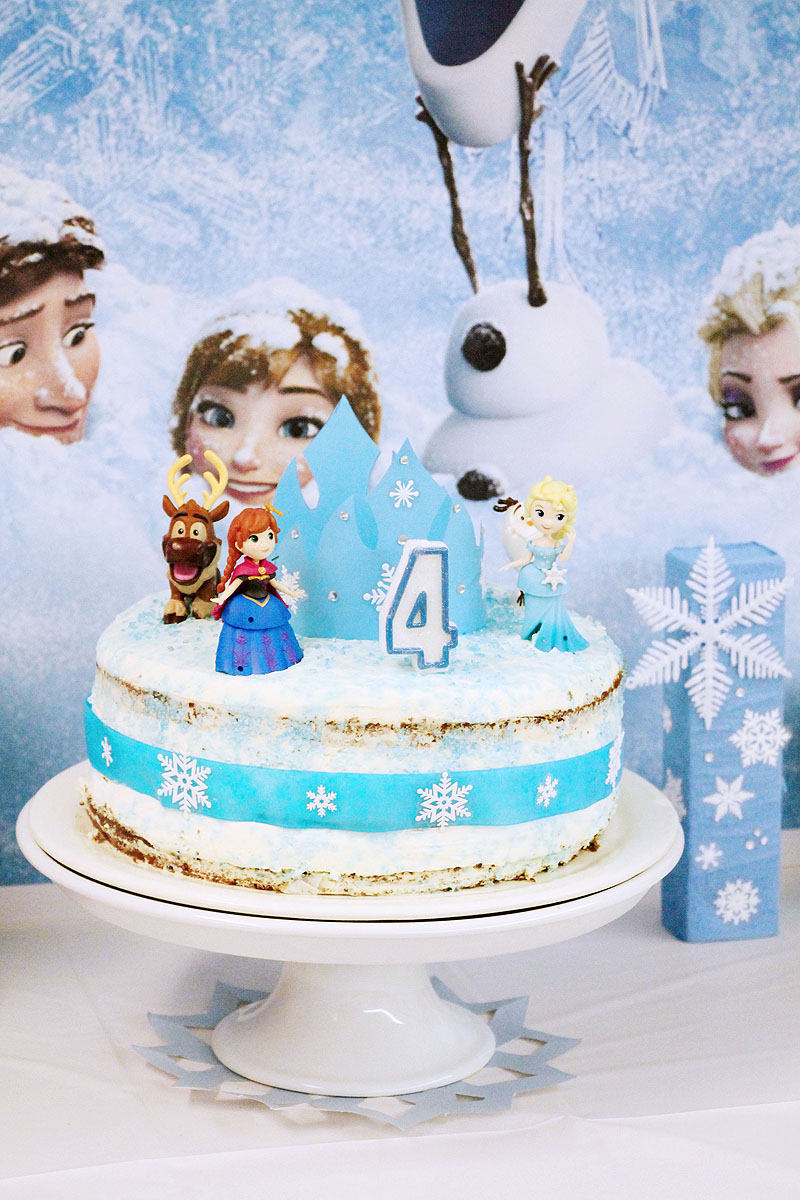 isminis-frozen-party