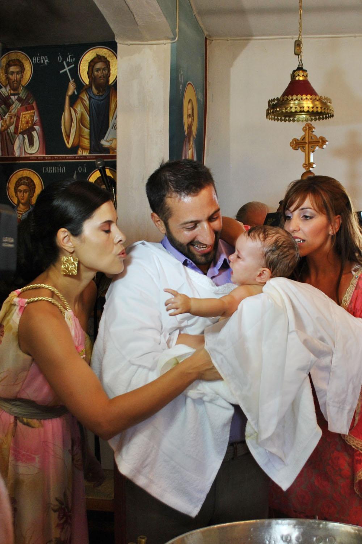 Η βάφτιση της Ισμήνης