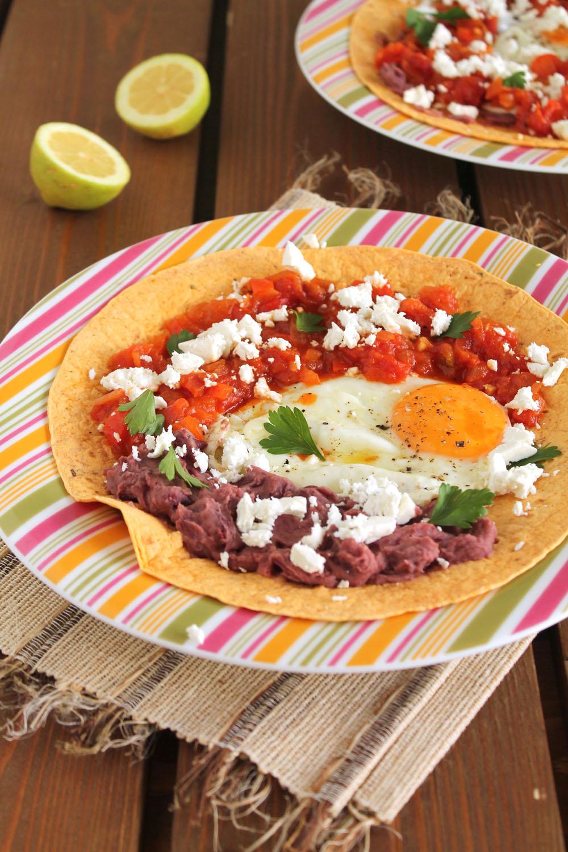 Μεξικάνικα αυγά